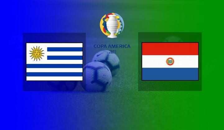 Hasil Uruguay vs Paraguay