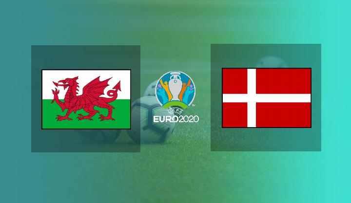 Hasil Wales vs Denmark