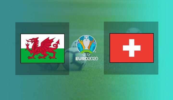 Hasil Wales vs Swiss Skor Akhir 1-1
