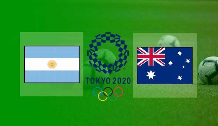 Hasil Argentina vs Australia Olimpiade Tokyo 2020