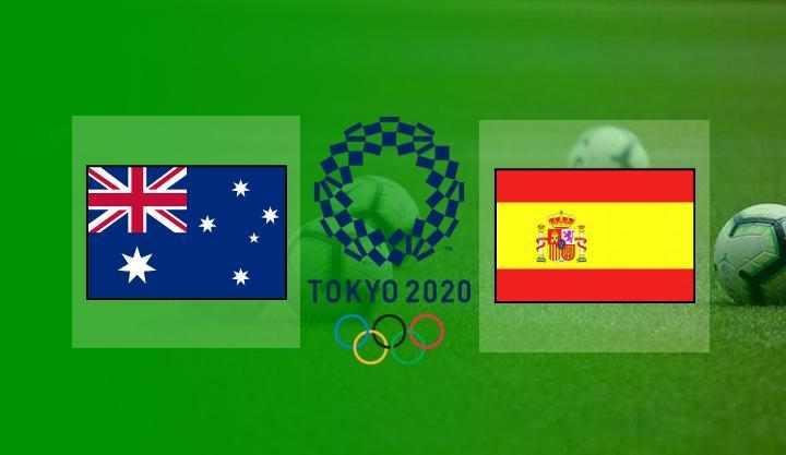Hasil Australia vs Spanyol Skor Akhir 0-1   Olimpiade Tokyo 2020