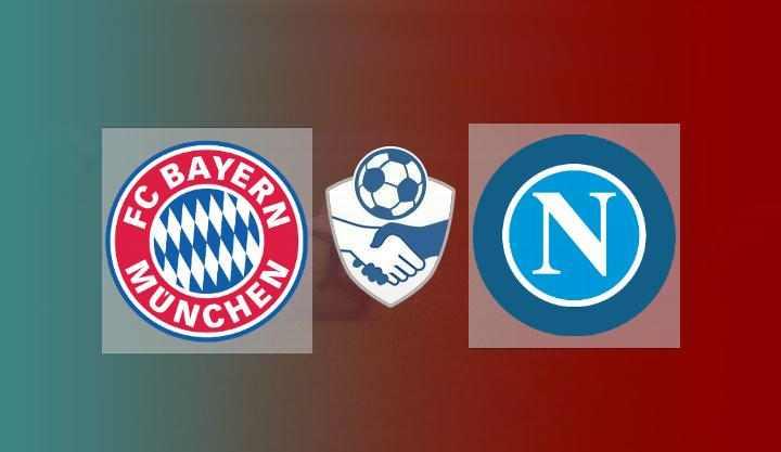 Hasil Bayern Munchen vs Napoli Skor Akhir 0-3 | Friendly Match 2021