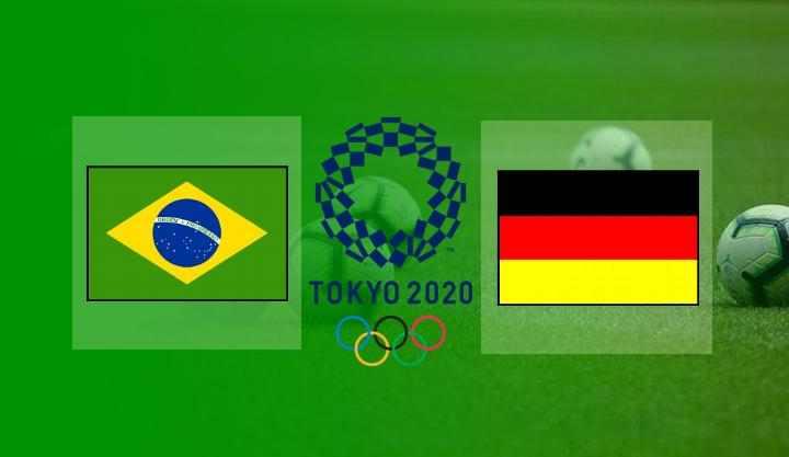 Hasil Brazil vs Jerman Skor Akhir 4-2 | Olimpiade Tokyo 2020