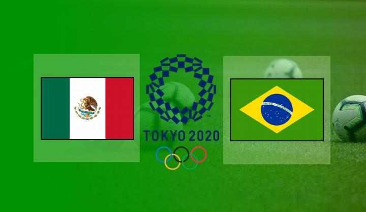Hasil Meksiko vs Brasil Skor Akhir 1-4 Penalti | Semifinal Olimpiade Tokyo 2020