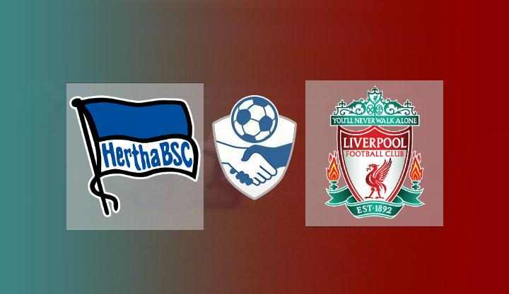 Hasil Hertha Berlin vs Liverpool Skor Akhir 4-3 | Friendly Match 2021