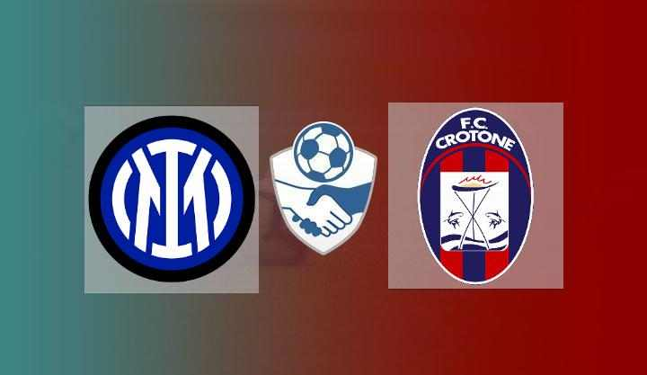 Hasil Inter Milan vs Crotone Skor Akhir 6-0   Friendly Match 2021