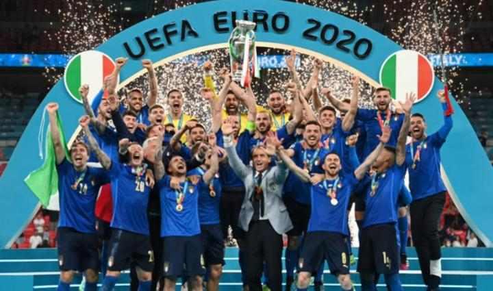Menang Adu Penalti atas Inggris, Italia Juara EURO 2020