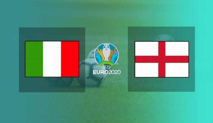 Hasil Italia vs Inggris Final EURO 2020 Skor Akhir 1-1 (3-2 Penalti)