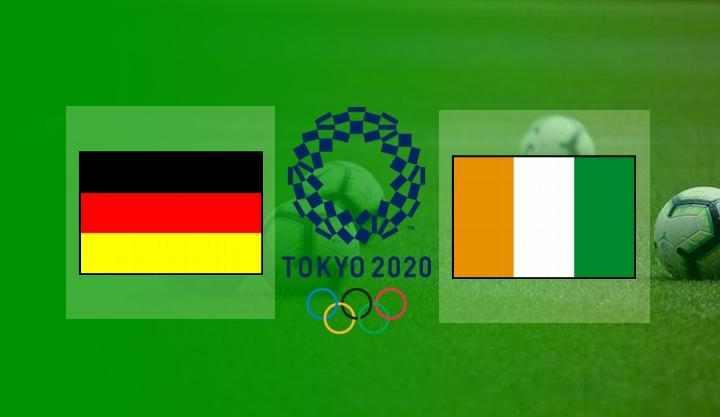 Hasil Jerman vs Pantai Gading Skor Akhir 1-1 | Olimpiade Tokyo 2020