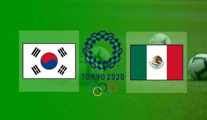 Korea Selatan vs Meksiko : Live Streaming, Head to Head, Prediksi Susunan Pemain   Perempat Final Olimpiade Tokyo 2020