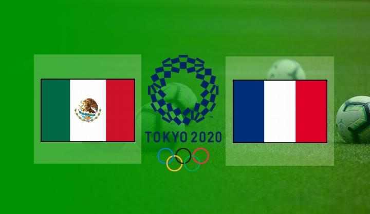 Hasil Meksiko vs Prancis Skor Akhir 4-1 | Olimpiade Tokyo 2020