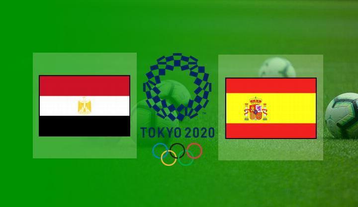 Hasil Mesir vs Spanyol Skor Akhir 0-0   Olimpiade Tokyo 2020