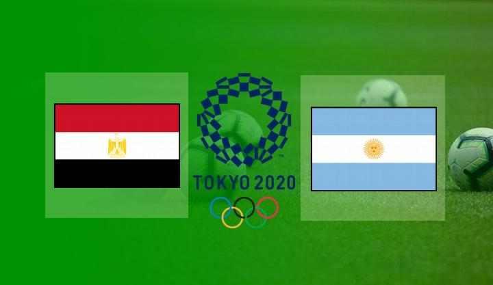 Hasil Mesir vs Argentina Skor Akhir 0-1   Olimpiade Tokyo 2020