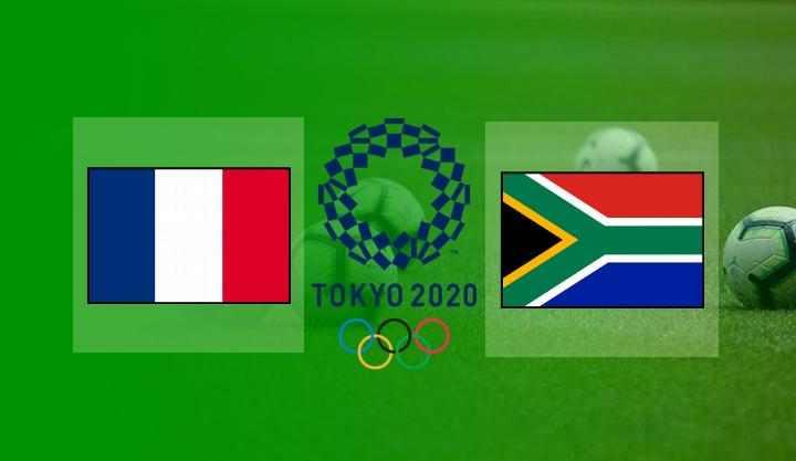 Hasil Prancis vs Afrika Selatan Skor Akhir 4-3 | Olimpiade Tokyo 2020