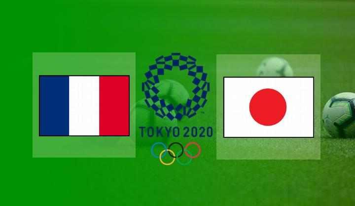 Hasil Prancis vs Jepang Skor Akhir 0-4 | Olimpiade Tokyo 2020