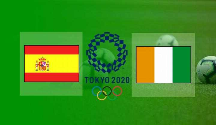 Hasil Spanyol vs Pantai Gading Skor Akhir 5-2 | Quarter Final Olimpiade Tokyo