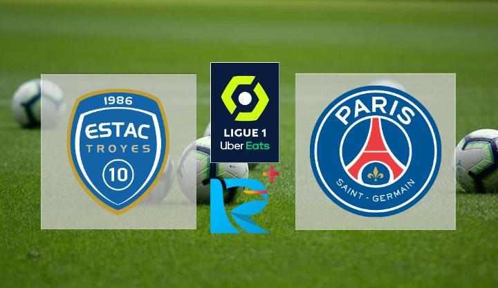 Hasil Troyes vs PSG Skor Akhir 1-1 | Pekan 1 Ligue 1 2021