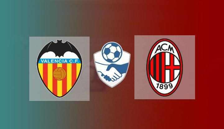Hasil Valencia vs AC Milan Skor Akhir 5-3 Penalti | Friendly Match 2021