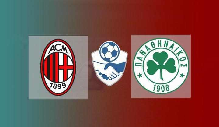 Hasil AC Milan vs Panathinaikos Skor Akhir 2-1 | Friendly Match 2021