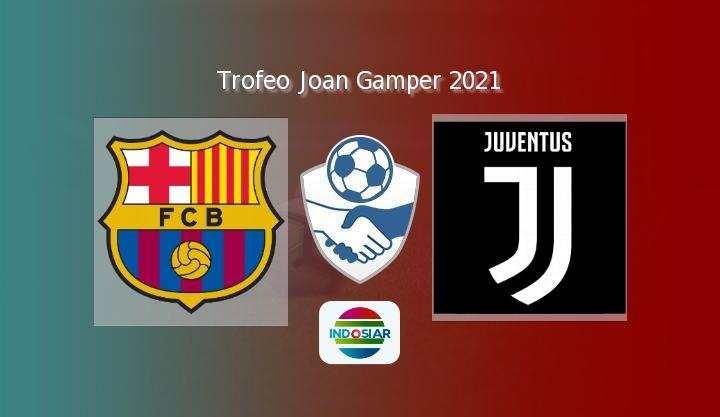 Hasil Barcelona vs Juventus Skor Akhir 3-0 | Trofeo Joan Gamper 2021