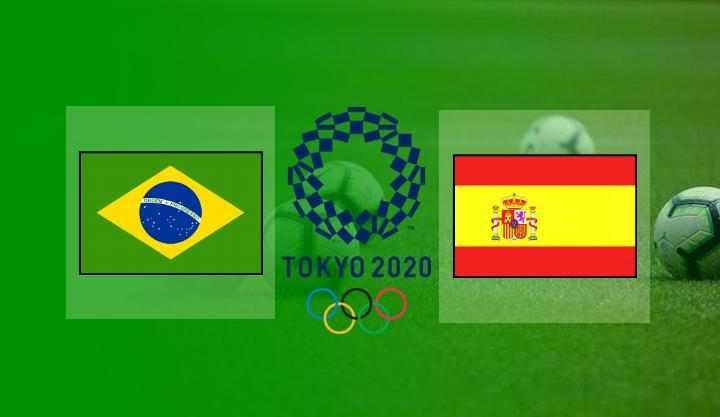 Hasil Brasil vs Spanyol Skor Akhir 2-1, Final Olimpiade Tokyo 2020