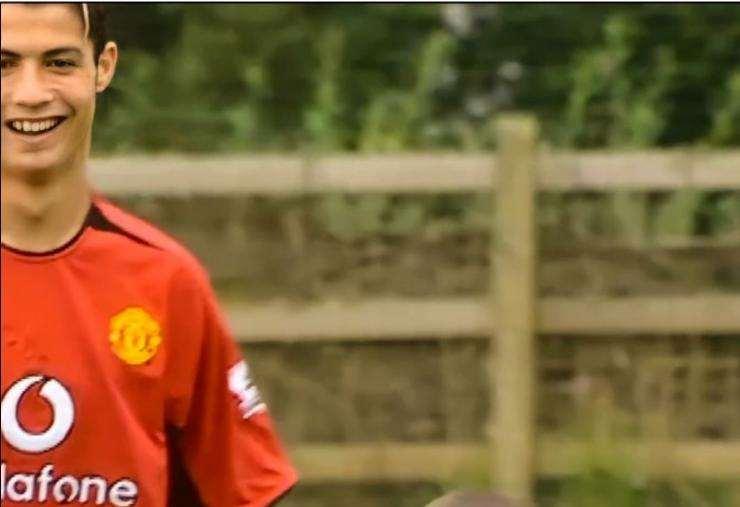 CR7 Resmi Ke Manchester United