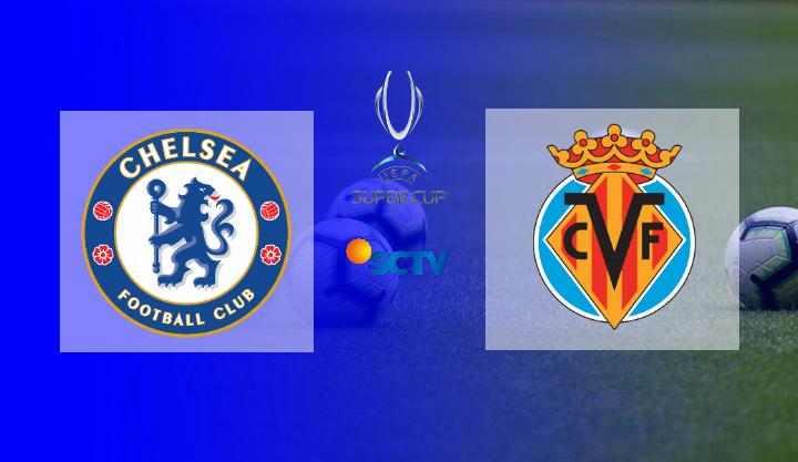 Hasil Chelsea vs Villarreal Skor Akhir 6-5 Penalti | Piala Super UEFA 2021