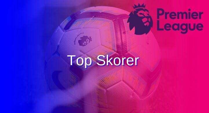 Daftar Top Skor EPL 2021-2022