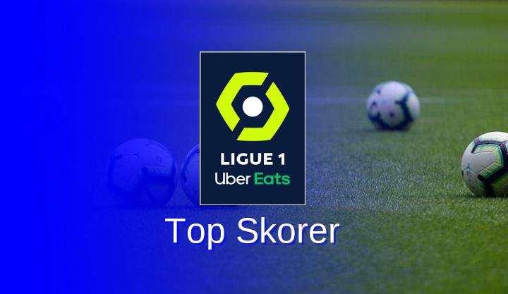 Daftar Top Skor Ligue 1 Prancis 2021-2022