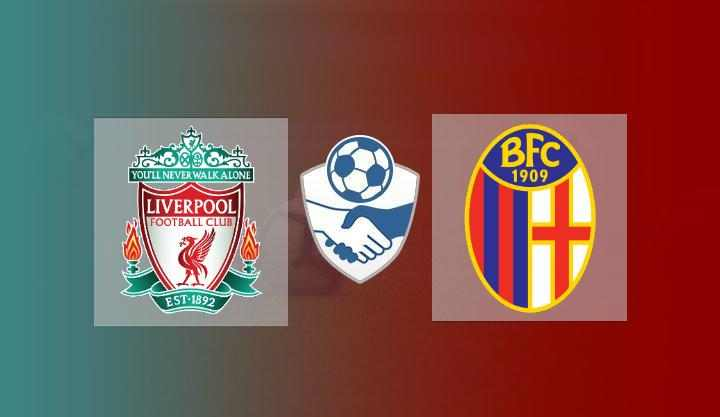 Hasil Liverpool vs Bologna Skor Akhir 2-0   Friendly Match 2021