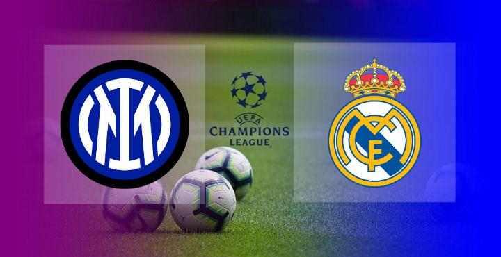 Hasil Inter Milan vs Real Madrid Skor Akhir 0-1