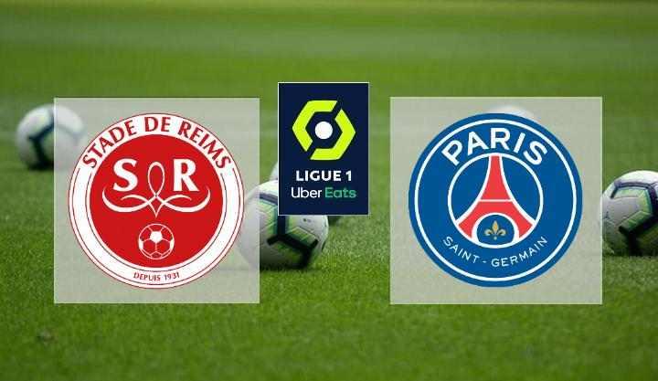 Hasil Reims vs Paris Saint-Germain Skor Akhir 0-2