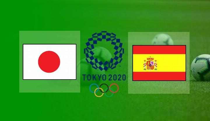 Hasil Jepang vs Spanyol Skor Akhir 0-1 | Semifinal Olimpiade Tokyo 2020