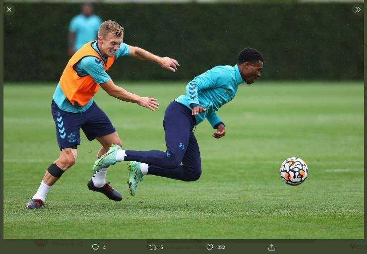 Prediksi Lineup Southampton vs Manchester United pekan 2 Liga Inggris 2021-2022