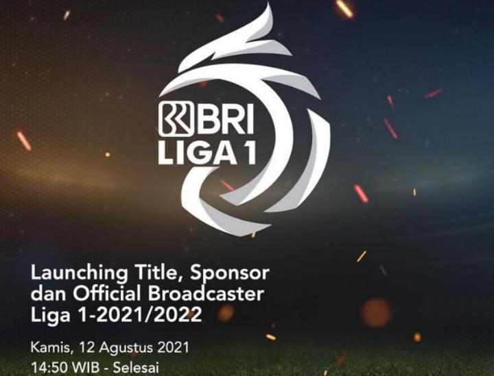 (Youtube) Live Streaming Press Conference BRI Liga 1 2021 Hari Ini (Launching, Sponsor dan Official Broadcaster)