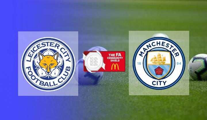 Hasil Leicester City vs Manchester City Skor Akhir 1-0 | FA Community Shield 2021