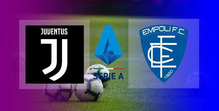 Hasil Juventus vs Empoli Skor Akhir 0-1