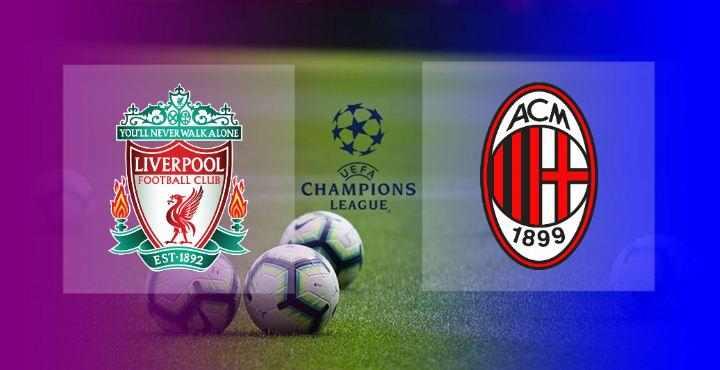 Hasil Liverpool vs AC Milan Skor Akhir 3-2