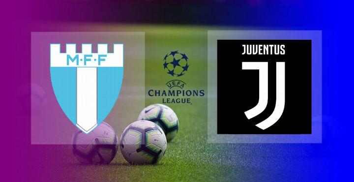 Live Streaming Malmo FF vs Juventus