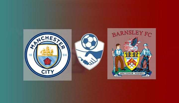 Hasil Manchester City vs Barnsley Skor Akhir 4-0 | Friendly Match 2021