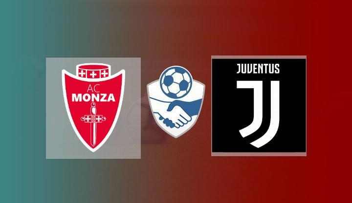 Hasil Monza vs Juventus Skor Akhir 1-2   Friendly Match 2021