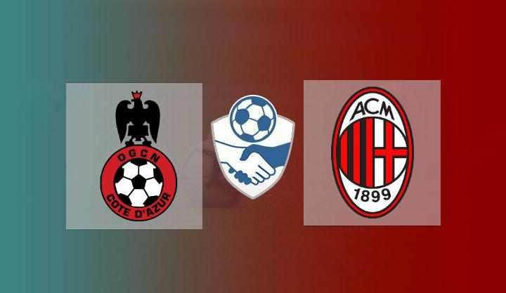 Hasil Nice vs AC Milan Skor Akhir 1-1   Friendly Match 2021