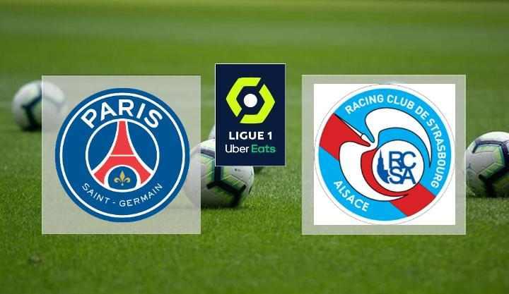 Hasil PSG vs Strasbourg Skor Akhir 4-2   Pekan 2 Ligue 1 2021