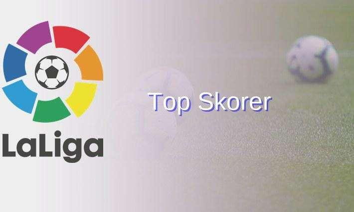 Daftar Top Skor LaLiga 2021-2022
