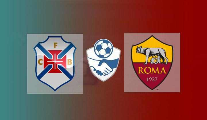 Hasil Belenenses vs AS Roma Skor Akhir 1-3 | Friendly Match 2021