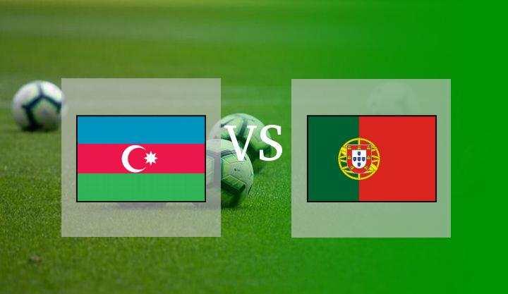 Hasil Azerbaijan vs Portugal