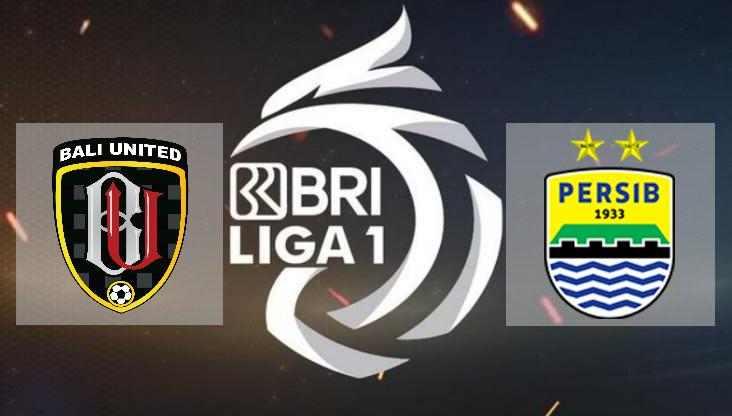 Hasil Bali United vs Persib Bandung Skor Akhir 2-2, Beckham Putra Borong 2 Gol