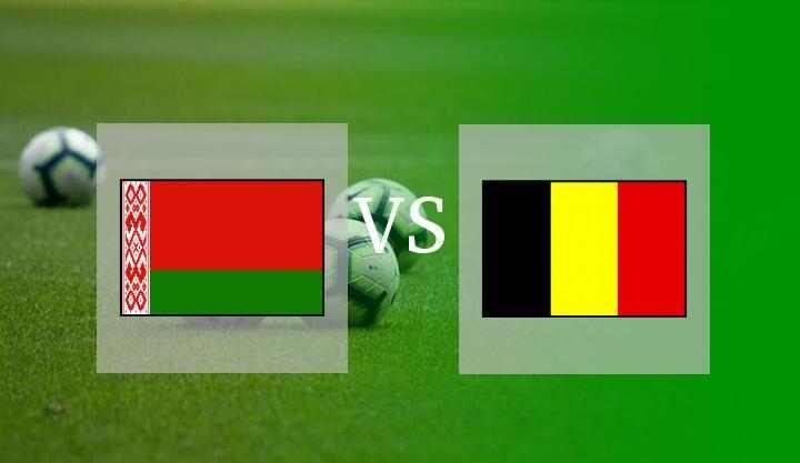 Hasil Belarus vs Belgia