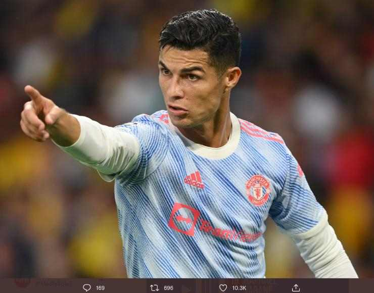 Cristiano Ronaldo Top Skor Liga Champions Sepanjang Masa