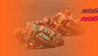 Daftar Tim Moto2 dan Moto3 2022